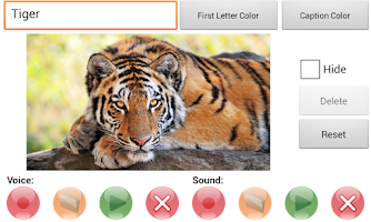 Screenshot of Animal Sounds Games for kids