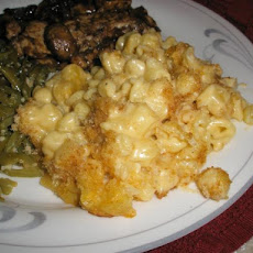 Gourmet Girl's Deluxe Macaroni and Cheese