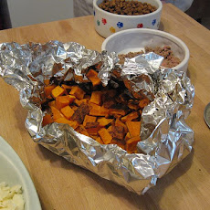Sweet Potato and Squash Bake