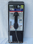 Single Slot Payphones - NOS SNET 50 cent loc A-8