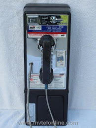 Single Slot Payphones - NOS SNET 50 cent loc A-8 1