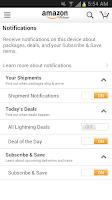 Screenshot of Amazon