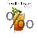 Promille Tester icon