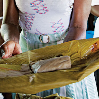 Tamales With Banana Leaves Recipes