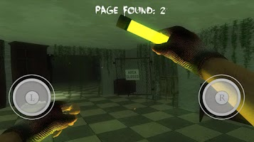 Screenshot of Slender Man: Fear