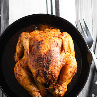 Easy as Can Be Roast Chicken