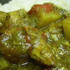 Jamaican Curry Pork