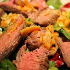 Flank Steak Orange Salad