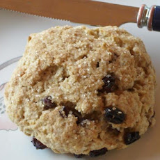 Oat Blueberry Scones