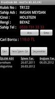 Screenshot of ProKlinik Büyükbaş