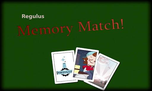 Regulus Memory Match
