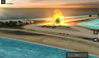 Screenshot of Pacific Fleet