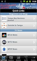Screenshot of Tampa Bay Local News