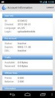Screenshot of Uploaded.net