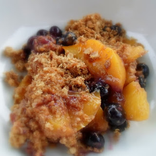 Cold Peach Desserts Recipes
