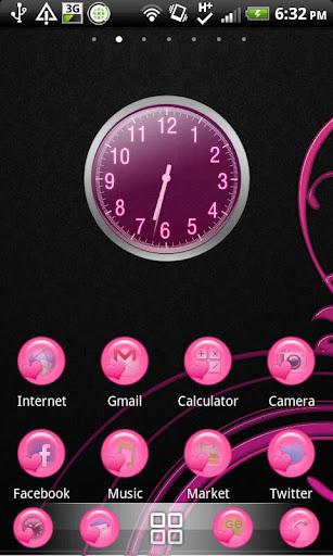 THEME - Pink Orb
