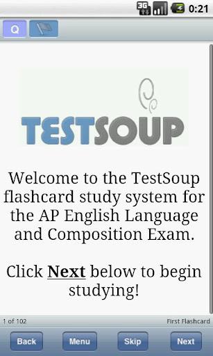 AP English Language Comp