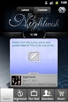 Screenshot of Nightwish