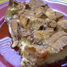 Slumber Party Baked French Toast