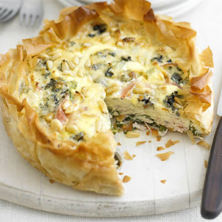 Ham And Cheese Tarts Recipes