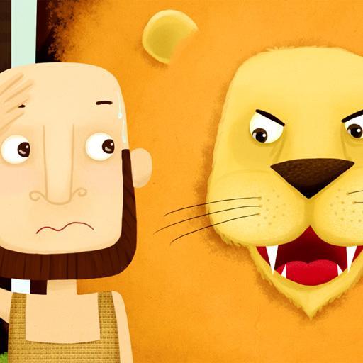 Androclès et le Lion LOGO-APP點子