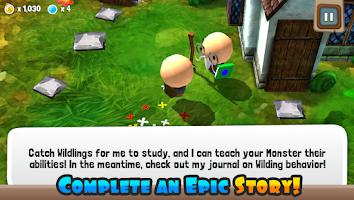 Screenshot of Monster Adventures