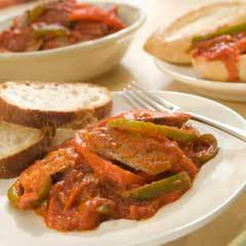 Sausage & Peppers (12 Servings)
