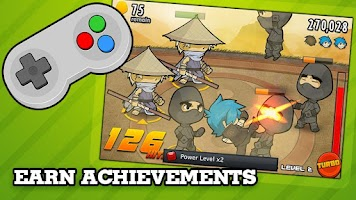 Screenshot of Kung-Fu Clash