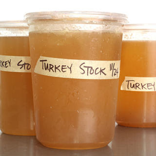 Basic Turkey Stock