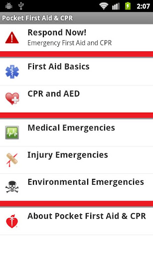 Pocket First Aid CPR