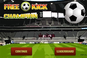 Screenshot of Free Kick Champ - Soccer Kicks