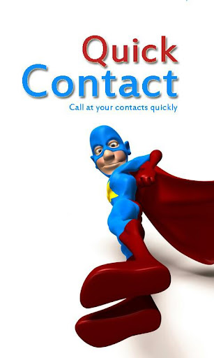 Quick Contacts Dialer