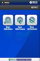 Screenshot of BCC MOBILE BANKING