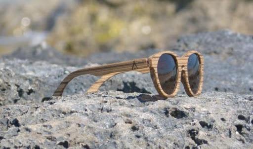 Gafas hechas a mano