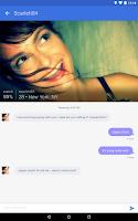 Screenshot of OkCupid Dating
