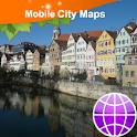 Tubingen Street Map icon
