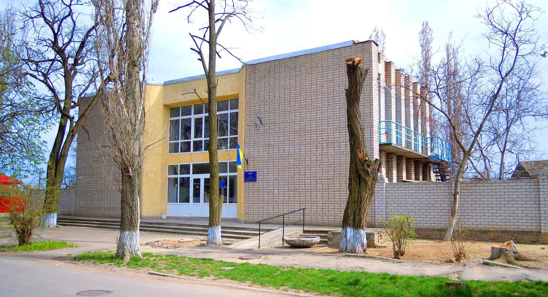 Очаков. Здание суда. Бывшее здание тубдиспансера