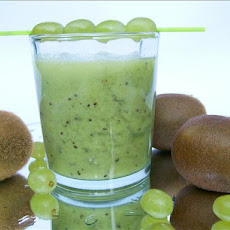 Kiwi and Grape Drink