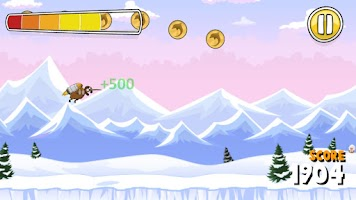 Screenshot of Ariel Air's Flying Adventure