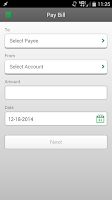 Screenshot of SECU Mobile-Smartphone