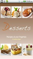 Screenshot of iCooking Desserts