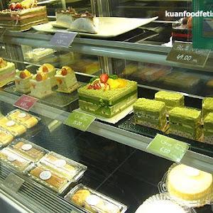Opera slice san terri cottage cakes malaysia food for Terri restaurant