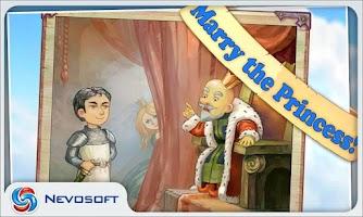 Screenshot of My Kingdom for the Princess