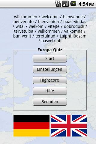 Europa Quiz