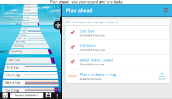 Screenshot of ZenDay: Calendar, Tasks, To-do