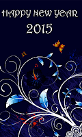 Screenshot of Greetings 2015 (New Year)