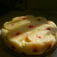 Pineapple Upside-Down Cake from a Mix