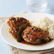 Easy Chicken Adobo