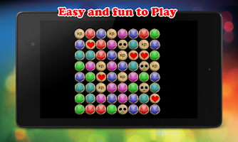Screenshot of Jewel Super Match 4 Kids Free