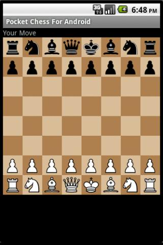 Pocket chess for android